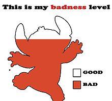 Stitch Badness by dooweedoo