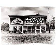 Glooscap's Trading Post Poster