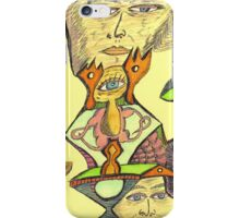 gene e + iPhone Case/Skin