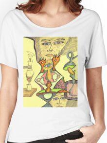 gene e + Women's Relaxed Fit T-Shirt