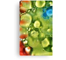 BubbleMania Canvas Print