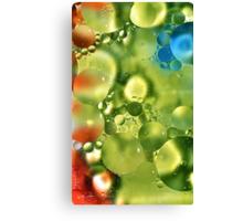 BubbleMania Canvas Print