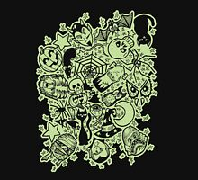 Putrid Paranormal Pattern Unisex T-Shirt