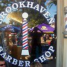 Brookhaven Barber Shop by Dan McKenzie