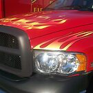 Now THATS What I Call a Firetruck!!! by Dan McKenzie