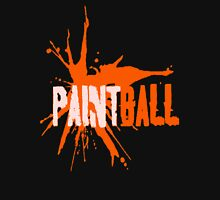 Paintball peach orange Unisex T-Shirt
