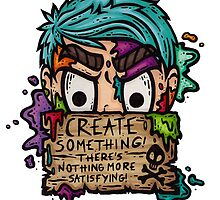 Create Something... by Holly Chapman