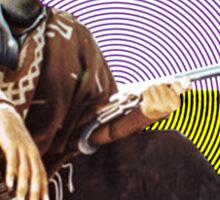 Clint Emu Sticker