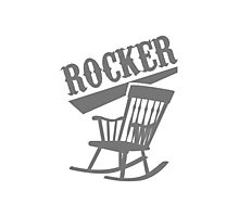 Rocker Photographic Print