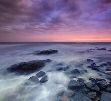Foreshore Rocks 2 by Stephen Gregory