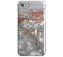 When the clouds descend iPhone Case/Skin