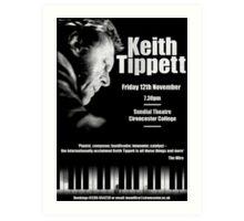 Keith Tippett Art Print