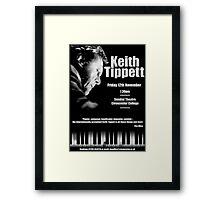 Keith Tippett Framed Print