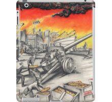 Bread Cannon iPad Case/Skin