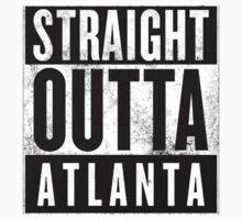 Straight Outta Atlanta Kids Clothes