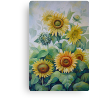 Summer day Canvas Print