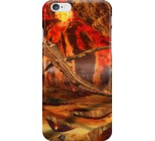 Heat surrounded iPhone Case/Skin