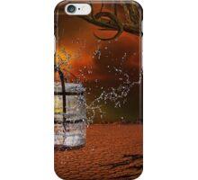 Water captivity iPhone Case/Skin