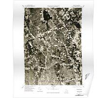 Massachusetts  USGS Historical Topo Map MA Norton 351179 1977 25000 Poster