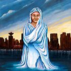 Lady of All Nations Rises by Linda Diane Taylor