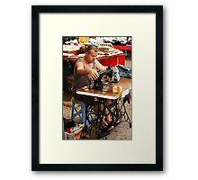 Alterations - Turkish Style Framed Print