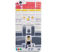 LEGO flatlay by iPhoneographer Matt Genota iPhone Case/Skin