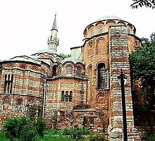 The Chora Church  Istanbul (Constantinople) by Rusty  Gladdish