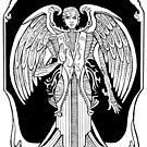 Angel  by retromancy