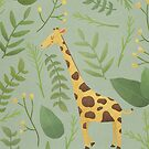 Giraffe by Tess Smith-Roberts