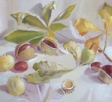 Autumn still life by Elena Oleniuc