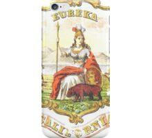 Vintage California State Seal iPhone Case/Skin