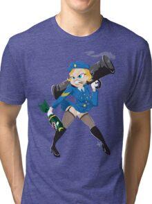 The Bazooka Girl Tri-blend T-Shirt