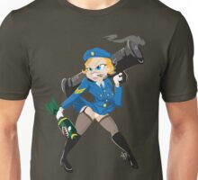 The Bazooka Girl Unisex T-Shirt