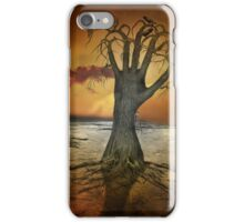 Standby trees iPhone Case/Skin