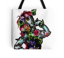 DC Comics - Poison Ivy/Amelia Nightmare crossover Tote Bag