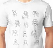 Perrie Pattern Unisex T-Shirt