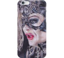 Batman Returns - Michelle Pfeiffer as Catwoman iPhone Case/Skin