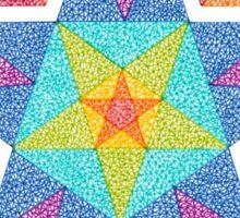 Colour Star Sticker