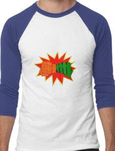 Big guys Men's Baseball ¾ T-Shirt