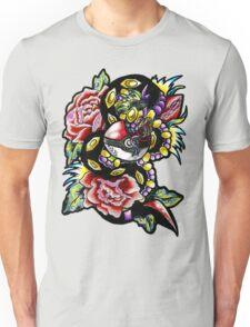 Seviper-pokemon tattoo collaboration Unisex T-Shirt