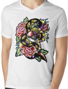 Seviper-pokemon tattoo collaboration Mens V-Neck T-Shirt