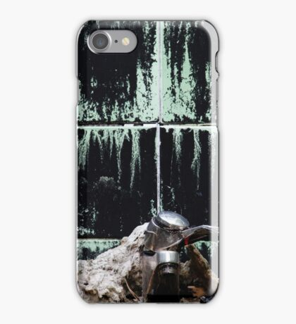 7.8.2015: Faucet after Fire iPhone Case/Skin