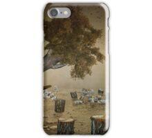 Getaway iPhone Case/Skin