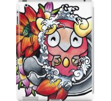 Darumaka - Pokemon tattoo art iPad Case/Skin