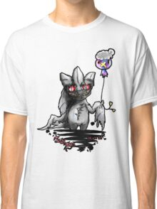 Banette and drifloon pokemon piece Classic T-Shirt