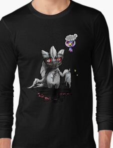 Banette and drifloon pokemon piece Long Sleeve T-Shirt