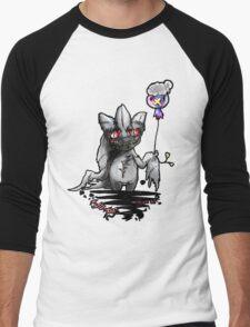 Banette and drifloon pokemon piece Men's Baseball ¾ T-Shirt