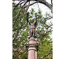 Monument for Generals of American Revolution   Photographic Print
