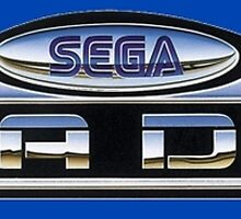 SEGA Mega Drive by Flameboy6699