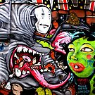 Street Art of Melbourne by Natalie Ord